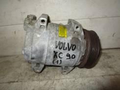 Компрессор кондиционера. Volvo XC90 Volvo B Двигатель B 5254 T2