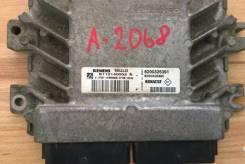 Блок управления двс. Renault: Symbol, Twingo, Megane, Scenic, Clio Двигатели: D7F, F4R, K4M, K7J