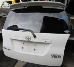Спойлер. Toyota Corolla Spacio, NZE121N, ZZE124N, ZZE122N, NZE121