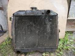 Радиатор отопителя. ГАЗ: Газель, 31029 Волга, 3110 Волга, 3102 Волга, 24 Волга