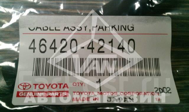Тросик ручного тормоза. Toyota RAV4, ACA31W, ACA30, ACA36, ALA30, ACA31, ACA36W Двигатели: 2ADFHV, 2ADFTV, 1AZFE, 2AZFE