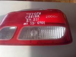 Стоп-сигнал. Toyota Carina, AT212, CT216, CT210, CT211, AT210, AT211, ST215