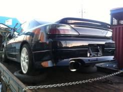 Крышка багажника. Nissan Silvia, S15 Двигатели: SR20DET, SR20D, SR20DE, SR20DT, SR20