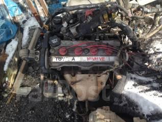 Двигатель. Toyota Carina, AT171 Двигатель 4AFHE