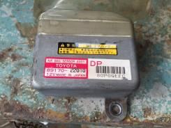 Блок управления airbag. Toyota Cresta, JZX105, JZX100, JZX101, GX100, LX100 Toyota Mark II, JZX105, JZX100, GX100, JZX101, LX100 Toyota Chaser, GX100...
