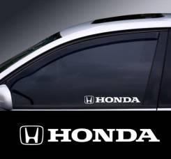 Наклейка. Honda Zest