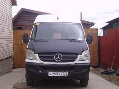 Mercedes-Benz Sprinter 515 CDI. Автобус Mercedes, 3 500 куб. см.