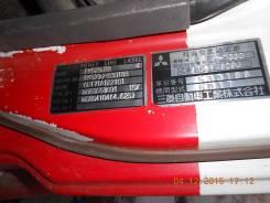 Клапан. Mitsubishi Fuso Двигатель 6D17