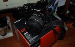 Sony Alpha DSLR-A450. 10 - 14.9 Мп, зум: 10х