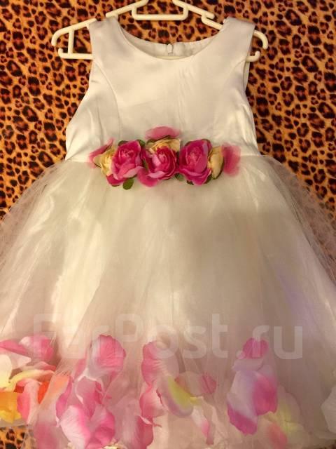 7a2d3ba9ba9 Весенний ценопад! Милое платье на малышку - Детская одежда во ...