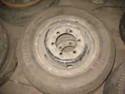 Bridgestone Duravis R670. Летние, 2009 год, износ: 20%, 2 шт