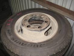 Bridgestone Duravis R670. Летние, 2013 год, износ: 5%, 3 шт