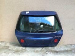 Дверь багажника. Toyota Altezza, GXE10, GXE10W, GXE15, GXE15W, JCE10, JCE10W, JCE15, JCE15W Toyota Altezza Wagon