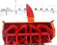 Снегоочистители роторные. Под заказ