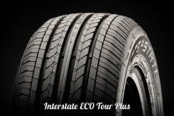 Interstate Eco Tour Plus. Летние, 2014 год, без износа, 1 шт