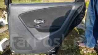 Обшивка двери. Nissan Almera, G15