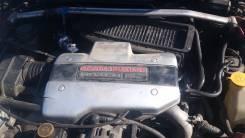 Двигатель в сборе. Subaru: Legacy, Impreza WRX, Impreza WRX STI, Forester, Impreza Двигатель EJ20