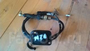 Тросик переключения автомата. Toyota Corolla, NZE121 Двигатель 1NZFE