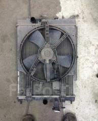 Вентилятор охлаждения радиатора. Nissan Cube, AZ10