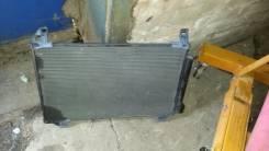 Радиатор кондиционера. Toyota Vitz, KSP90 Двигатель 1KRFE