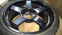 Пара дрифт колес Hanbai DT-05R 17'' 4*114.3 2колеса Uras BeeR. 7.5x17 4x114.30 ET15