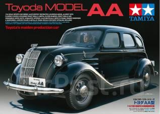 Сборная модель Toyoda Model AA