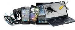 Ремонт телефонов, планшетов, электронных книг