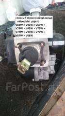 Цилиндр главный тормозной. Mitsubishi Pajero, V63W, V65W, V68W, V73W, V75W, V77W, V78W, V83W, V87W, V93W, V97W, V64W, V88W, V98W, V85W Двигатели: 6G72...