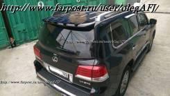 Накладка крышки багажника. Lexus LX570, SUV, URJ201, URJ201W Двигатель 3URFE