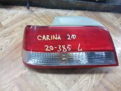 Стоп-сигнал. Toyota Carina, AT210 Двигатель 4AGE