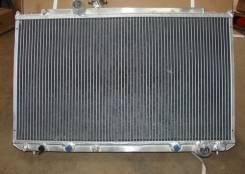 Радиатор охлаждения двигателя. Toyota Verossa, JZX110 Toyota Mark II, GX110, JZX100, JZX110 Toyota Mark II Wagon Blit, JZX110 Двигатель 1JZGTE