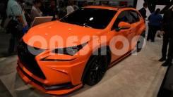 Обвес кузова аэродинамический. Lexus NX200, ZGZ10, ZGZ15 Lexus NX200t, AGZ10, AGZ15 Lexus NX300h, AYZ10, AYZ15 Lexus NX200T/300H. Под заказ