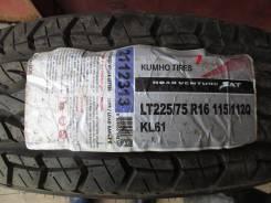 Kumho Road Venture SAT KL61. Летние, 2011 год, без износа, 4 шт