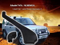 Шноркель. Land Rover Discovery Двигатель LRTDV6