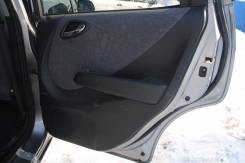 Уплотнитель двери багажника. Honda Jazz, GD1 Honda Fit, GD4, GD3, GD2, GD1 Двигатели: L13A, L15A
