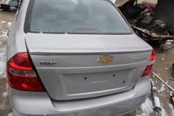 Крышка багажника. Chevrolet Aveo, T250