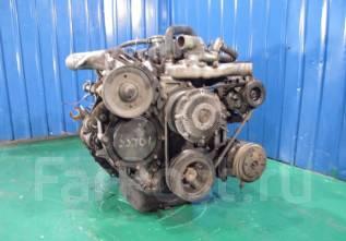 Двигатель в сборе. Nissan Atlas, AMF22 Двигатель TD27