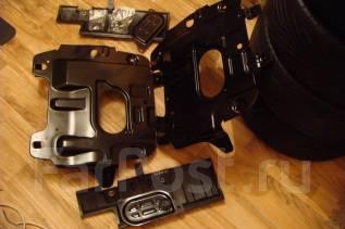 Защита двигателя. Toyota Land Cruiser Prado, GDJ150L, GDJ150W