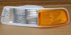 Повторитель поворота в бампер. Toyota RAV4