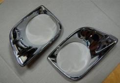 Ободок противотуманной фары. Toyota Land Cruiser Prado, TRJ150, GRJ150
