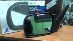Зеркало заднего вида боковое. Chevrolet Niva