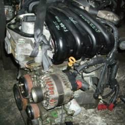 Двигатель в сборе. Nissan Tiida, C11 Двигатель HR15DE. Под заказ