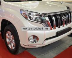 Ободок фары. Toyota Land Cruiser Prado, TRJ150, GRJ150