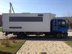 Isuzu Forward. Продается грузовой рефрижератор, 7 166 куб. см., 5 000 кг.