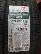 Kumho Road Venture APT KL51. Летние, 2013 год, без износа, 4 шт