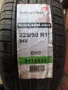 Kumho Solus KH17. Летние, 2010 год, без износа, 4 шт