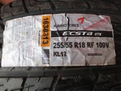 Kumho Ecsta STX KL12. Летние, 2010 год, без износа, 4 шт