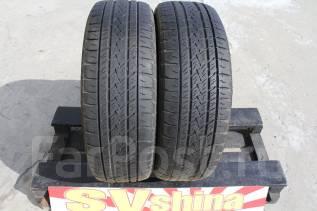 Bridgestone Dueler H/L. Летние, 2005 год, износ: 30%, 2 шт