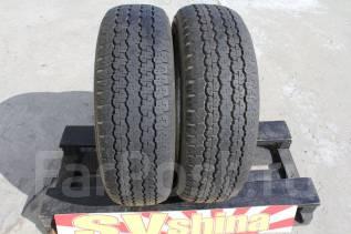 Bridgestone Dueler H/T. Летние, 2000 год, износ: 30%, 2 шт