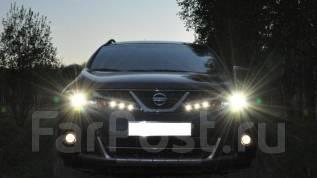Ходовые огни. Nissan Murano, Z51R, Z51